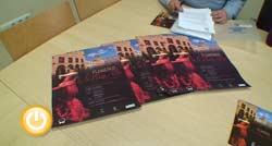 Presentación de las Tertulias Flamencas