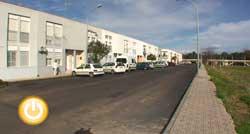 El PSOE denuncia el estado del barrio de Las Moreras