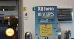 Inauguración de la XII Feria de los Mayores de Extremadura