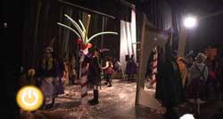 Vídeo resumen del backstage durante la final del Concurso de Murgas