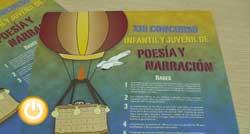 Presentación XIII Certamen de cuento y poesía «El vuelo de la palabra»