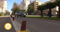 Informe de la poicía local sobre infracciones, multas y delitos sobre la seguridad vial en 2008