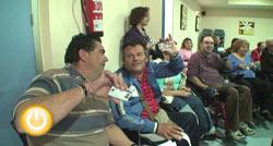 Entrega de las primeras tarjetas de movilidad para discapacitados