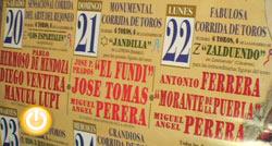 Los Festejos Taurinos de San Juan tendrán una gran presencia extremeña