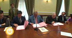 Firmado un convenio para mejorar estéticamente la iluminación de la Catedral