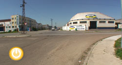 Celestino Vegas critica el estado de conservación del Polígono Industrial El Nevero