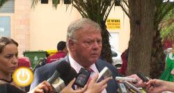 El Alcalde de Badajoz critica las declaraciones de Zapatero sobre el AVE