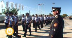 Clausura del XIX Curso Selectivo de la Academia de Seguridad Pública de Extremadura