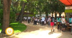 Inaugurada en el Parque de Castelar la X Edición del programa Vive el Verano
