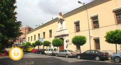 Firmada la escritura de cesión del subsuelo y rampas del antiguo Hospital Provincial