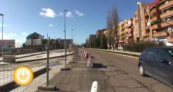 El Ayuntamiento pide una solución para la obra paralizada en la Avda. Adolfo Díaz Ambrona