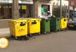 El GMS-R realiza un estudio sobre el estado de los contenedores