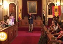 El Alcalde recibe a los profesores de las Escuelas Municipales de Música