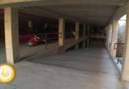 La segunda fase del parking de Menacho estará finalizada antes de Navidad