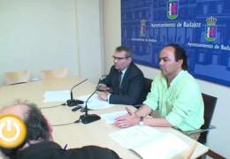 Fragoso critica el descenso de los fondos aportados por el Estado al presupuesto de Badajoz