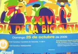 Presentación del XXIV Día de la Bicicleta