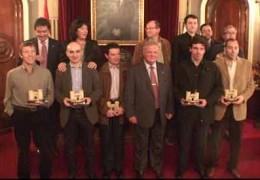 Los ganadores del Ciudad de Badajoz ya tienen sus premios