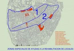 La OMR ha llevado a cabo 718 actuaciones de rehabilitación en el Casco Antiguo
