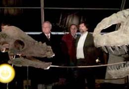 Dinopétrea abre sus puertas