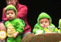 Los más pequeños engrandecen el Carnaval