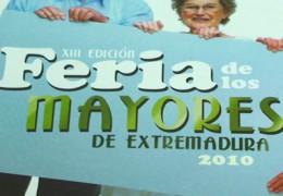 Programa de la XIII Feria de los Mayores de Extremadura