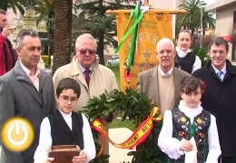 Homenaje a Don José Moreno Nieto
