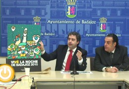 La campaña Vive la Noche en Badajoz ya tiene nueva imagen