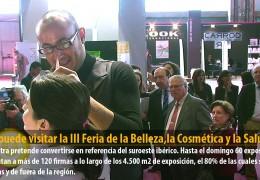 Ya se puede visitar la III Feria de la Belleza,la Cosmética y la Salud