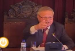 Pleno de abril de 2010 del Ayuntamiento de Badajoz