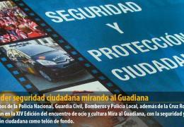 Aprender seguridad ciudadana mirando al Guadiana