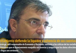 El Ayuntamiento defiende la liquidez y solvencia de sus cuentas
