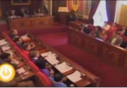 Pleno de junio de 2010 del Ayuntamiento de Badajoz