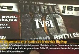Badajoz se convierte en el centro de la movida Hip Hop