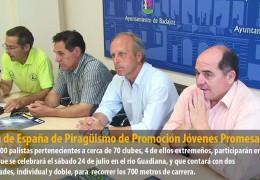 I Copa de España de Piragüismo de Promoción Jóvenes Promesas