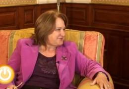 Entrevista a Carmen Calvo