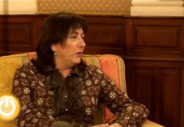 Entrevista a Consuelo Rodriguez