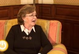 Entrevista a María de los Ángeles Martín de Prado