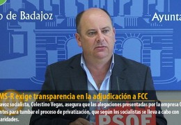EL GMS-R exige transparencia en la adjudicación a FCC