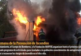 La Semana de la Prevención de Incendios