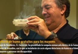 Detectores de humo gratuitos para los mayores