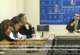 El Ayuntamiento se hace más «online»