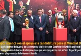 La Copa del Mundo estará en Fehispor jueves y viernes