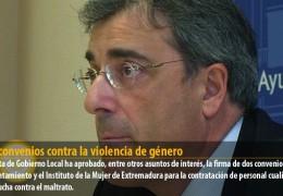 Dos convenios contra la violencia de género