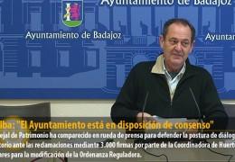 """Villalba: """"El Ayuntamiento está en disposición de consenso"""""""