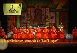 Actuación de Los Chungos