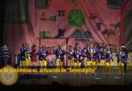 Actuación de Serendipity