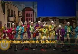 Actuación de Los Chalaos