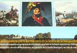 Actos para conmemorar el Bicentenario de la Guerra de la Independencia