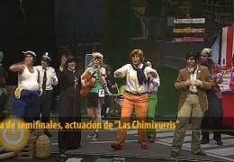 Actuación de Las Chimixurris