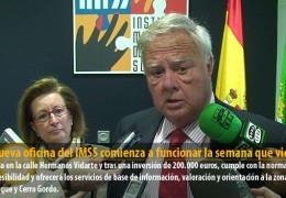 La nueva oficina del IMSS comienza a funcionar la semana que viene
